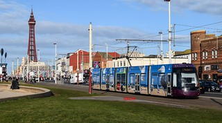Blackpool Trams