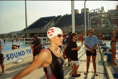 547 Swimming EM 1991 Athens