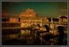 Roma_Tevere_Castel Sant'Angelo_Ponte Sant'Angelo_Italia (ferdahejl) Tags: roma tevere castelsantangelo pontesantangelo italia canondslr canoneos800d dslr