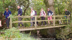 Llwyncelyn Walk-20171014-0609.jpg (llaisymor) Tags: wales ceredigion llwyncelyn coastpath walk walker path bridge