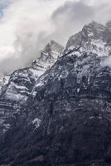 Mountains (TessAnjel) Tags: suisse swiss switzerland hiver winter december 2017 photography picture photo paysage nature nuage cloud reflex eos 700d objectif lens 50mm 18 snow neige mountain montagne autriche austria allemagne