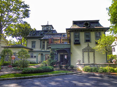 Thayer Mansion ~ Skaneateles NY ~ Historic (Onasill ~ Bill Badzo - 56 Million Views - Thank Yo) Tags: onondagacounty historic skaneateles town main st joel thayer village 77 e genesee condo adaptive restored mansard roof 1862 iron works formal garden carriage house garage luxury condominium district mansion nikon old vintage photo sennecacounty fingerlakes upstate newyork ny