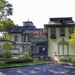 Thayer Mansion ~ Skaneateles NY ~ Historic thumbnail