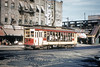 Third Avenue Railway System 285 - Z:180th Crosstown Line - E180th St at 3rd Ave - 9-1941 (116616) (David Pirmann) Tags: tars thirdavenuerailway nyc newyorkcity trolley tram streetcar transit bronx