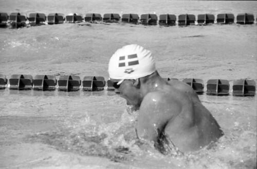 061 Swimming EM 1991 Athens