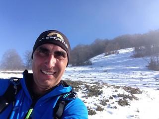 18/11/2017 - Escursione sul Monte Palombo (2013 m), Parco Nazionale d'Abruzzo, Lazio e Molise, Pescasseroli (AQ)
