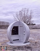 Pod in a field pods - IR (Steve Troletti™ Nature & Wildlife Photographer) Tags: 560nm poisson ufo aliens colors extraterrestrial extraterrestrials false field fire flammable gas green infrared infrarouge ir landed landing methane nikon outdoor outdoors pods sky yellow