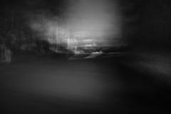 The Walk Home no.1 (SopheNic (DavidSenaPhoto)) Tags: fujinon35mmf14 impressionisticphotograph bnw halloween mono xt2 fujifilm monochrome intentionalcameramovement home walk icm bw acros blackandwhite impressionism