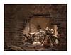 behind the wall (mmsig) Tags: ausflug einbeck fahrzeug heiko museum oldtimer psspeicher niedersachsen deutschland de cars bike lowersaxony oltimer restaurierung restoration