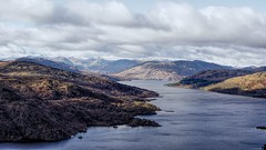 Loch Katrine from summit of Ben An (grahamd4) Tags: