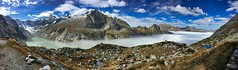 Landscape in Switzerland (Anselm11) Tags: albigna grabünden grisons mountains alps aurorahdr hdr iphone panorama