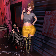{Blog 327} Lollipop (veronica gearz) Tags: avi avatar blog blogging blogger blogs bloggers maitreya mesh life lelutka 2ndlife second secondlife sl bento monso ersch tetra dahlia cae foxcity isuka raya revival peachesncream nikotin party night nightclub street club