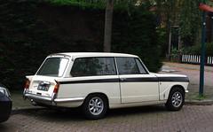 1969 Triumph Vitesse Estate 2-Litre (rvandermaar) Tags: triumphvitesse 1969 triumph vitesse estate 2litre sidecode1 import dm1023 rvdm
