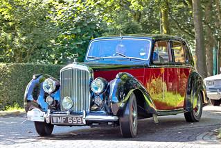 Bentley MK VI Sports Saloon 1951 (6073)