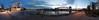 Novembermorgen 2017 (diwan) Tags: germany deutschland sachsenanhalt saxonyanhalt magdeburg city stadt place river elbe wasser hubbrücke verticalliftbridge blauestunde bluehour wolken clouds himmel sky silhouette november morgens inthemorning herbst autumn farben colours outdoor panoramix panorama stitch ptgui fotogruppe fotogruppemagdeburg sigma35mmf14dghsmart canoneos5dmarkiv canon eos explore 2017 geotagged geo:lon=11635202 geo:lat=52120533