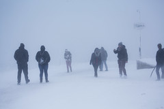 171126 Schneesturm (Bernd März) Tags: berndmärz schneesturm schneesturmbrocken brocken schneebrocken brockenscheesturm winterbrocken eis schnee deutschland deu