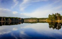 Beautiful weather (Tonca Photography) Tags: lake oslo songsvann blue sky