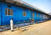 India series (Nick Kenrick..) Tags: vanishingpoint blue