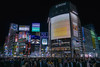 Shibuya (karinavera) Tags: city night photography urban ilcea7m2 street shibuya people japan tokyo crowded