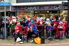 Ukulele Band for Christmas (Hythe Eye) Tags: hythe hampshire mistletoefayre christmas ukulele singing songs