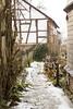 Alley - Winter Walk 2 (fidepus) Tags: ifttt 500px winter snow antique konz half timbered house roscheider hof roscheid