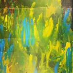 Art Lounge: Giant abstract art making tonight!