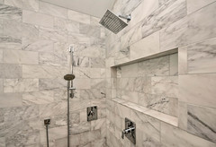 Master Shower Detail