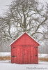 Red Shed ... (Ken Scott) Tags: backpage leelanau michigan usa 2017 december autumn fall 45thparallel hdr kenscott kenscottphotography kenscottphotographycom freshwater greatlakes lakemichigan sbdnl sleepingbeardunenationallakeshore voted mostbeautifulplaceinamerica