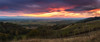 Nailloux Panorama (zqk09) Tags: france ariege midipyrénées nailloux calmont nature paysage landscape panorama sun sunset sunlight soleil coucher sky ciel nuage cloud color montagne moutain canon 1300d love fields toulouse campagne campaign french picture
