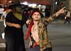 Disco Pirate (San Diego Shooter) Tags: sandiego halloween halloweencostumes portrait bokeh streetphotography downtownsandiego sexyhalloweencostumes halloween2017