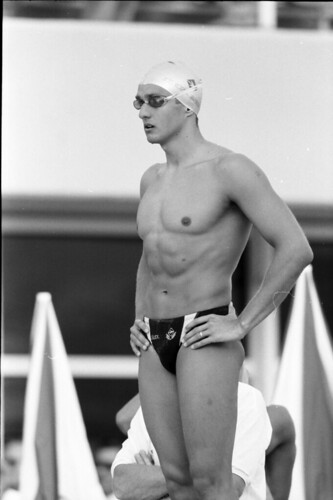 411 Swimming EM 1991 Athens