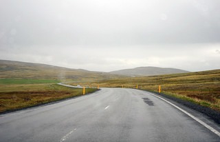 {EXPLORE} on the road in Iceland