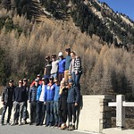 BC Ski Team in Europe Summer 2017