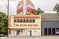 Digital Film (Thomas Hawk) Tags: america atlanta danielkrieger georgia goodyscamera kodak smoothdude usa unitedstates unitedstatesofamerica neon fav10 fav25