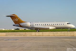 Private --- Bombardier BD-700 Global 6000 --- M-RRRR