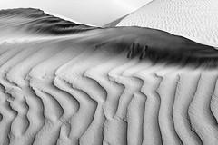 Sand dunes, Tarim Desert, Central Xinjiang Autonomous Region, China (Khun_K) Tags: blackwhite landscape china xinjiang tarim desert sand travel leica m9p