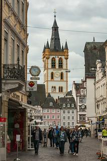 Hauptmarkt in Trier - Germany