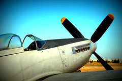 come on, let's go... (woodwork's) Tags: comeonletsgo loslobos p51 mustang nuttreeairport vacaville vacavillepicturetakers v12