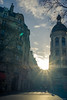 Day 7 - Dawn in Paris (Anh-Tu Hoang) Tags: landscape onepicaday