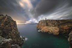 Beg Penn Hir (Breizh) (Mathulak) Tags: bzh breizh begpennhir pen hir pointedepenhir bretagne seascape clouds nisi nisifilters