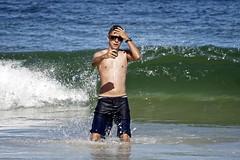 Selfie (a l o b o s) Tags: guy selfie alegre arena beach boy brasil brazil brazilian candid chico copacabana cute de divertido enjoying fun garoto having janeiro men man outdoors playa praia rio
