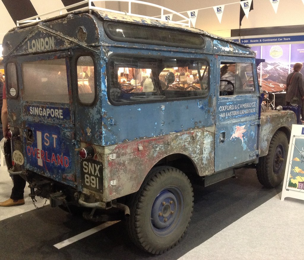The World S Best Photos Of Car And Landy Flickr Hive Mind