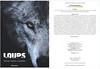 LOUPS  - Emmanuelle Grandmann (Jim Cumming) Tags: bookcover publsihed wolf timberwolf book nature wildlife