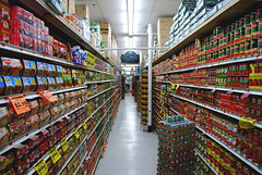 Products (R. WB) Tags: super market store products many america usa american new york