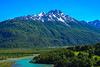 Carraterra Austral (Friendly Photos) Tags: chile patagonia park aysen hiking trekking walking driving mountains blue green water trees snowcappedpeaks treeline river icemelt snowmelt nature outdoors getout