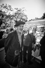 LEICA Q (Nicolas LANDRA) Tags: leica leicaq summilux nice france 28mm girl man old streetshooting wandb contrast