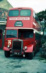 Ribble TU4 800831 Morecambe [jg] (maljoe) Tags: ribblemotorservices ribble ribblebuses rms nationalbuscompany nbc