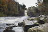 High Force, County Durham. (miketonge) Tags: rivertees tees river falls highforce waterfall whinsill limestone gorge teesdale