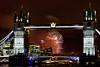 Fireworks - Lord Mayors Parade (pommyboi) Tags: 2017 d750 gitzotripod london night nikon towerbridge fireworks nightphotography