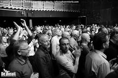 2017 Bosuil-Het publiek tijdens het optreden van Popa Chubby 14-ZW